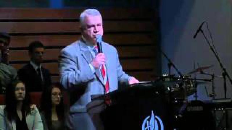 Без Бога мы делать ничего не можем - Виктор Резников, проповедь