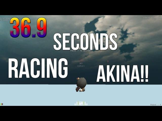 AoTTG - Racing Akina 36.9 seconds!!