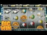 Mega Fortune Slot - Mega Jackpot Win!