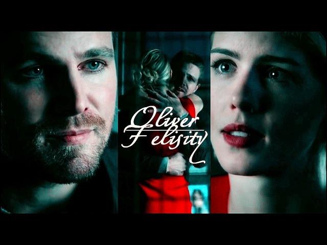 Oliver Felicity[между нами есть любовь ]ARROW