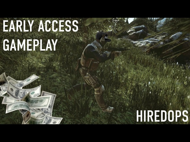 Hired Ops early access gameplay