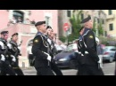 Российские морские пехотинцы на параде в Корфу Ρώσοι Πεζοναύτες παρελαύνουν στην Κέρ 95