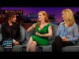 Childhood Crushes w Jessica Chastain, Lisa Kudrow &amp Victoria Beckham