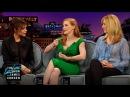 Childhood Crushes w/ Jessica Chastain, Lisa Kudrow Victoria Beckham