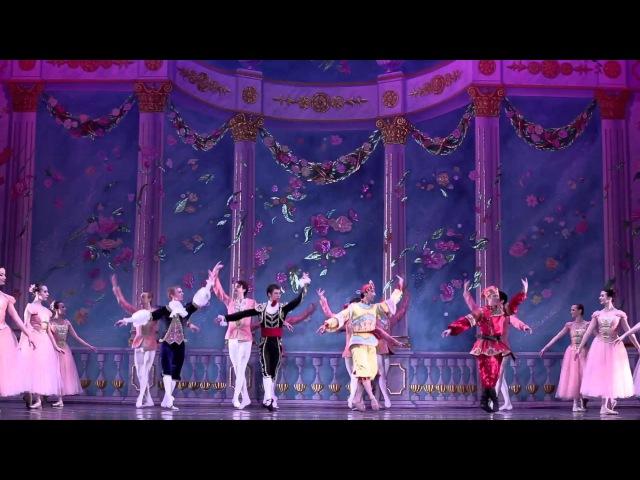 Moscow Ballet's Great Russian Nutcracker - Waltz of the Flowers 2013