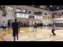 Stephen Curry 47-for-50 on 3-pointers after Warriors 34-6 practice, 2 days before Cavs MLK Game