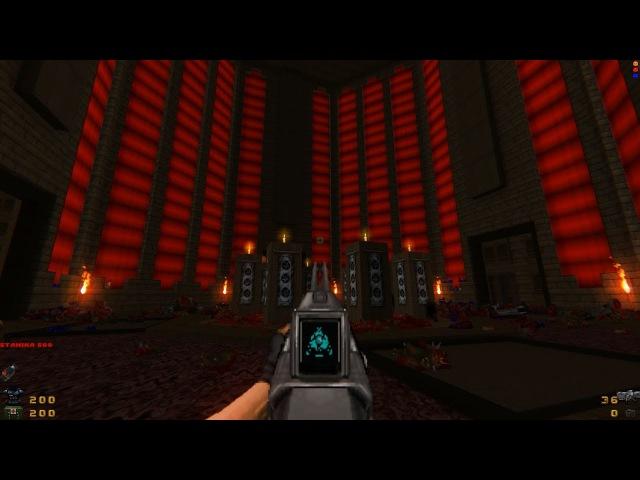 Hellbound - Level 24: City of Pandemonium [Brutal Doom: Black Edition v3.1c]