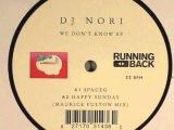 DJ Nori - Happy Sunday (Maurice Fulton Remix)