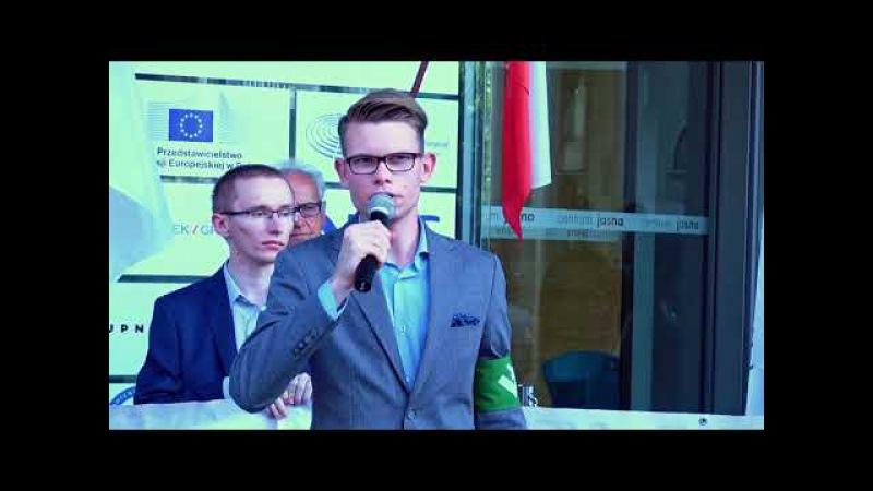 T. Kalinowski: Polska nie będzie jedną z federacji Unii Europejskiej