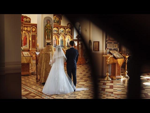 Венчание в Храме Иоанна Кронштадтского Рязань