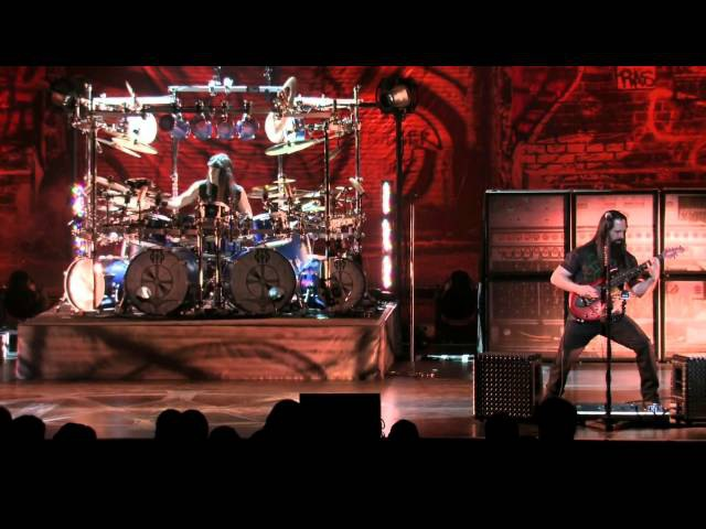 Dream Theater - Enigma Machine [Breaking The Fourth Wall]