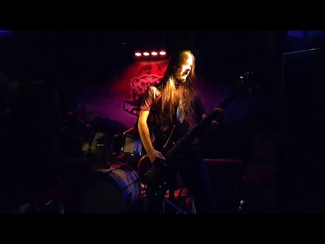 SERIAL LIARS, M.(s)d.u.r(с), live at Похоронный Рок V, 3.11.17