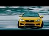 BMW M6 F13 Crazy Snow Drift