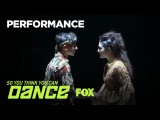 Logan & Taylors Jazz Performance | Season 14 Ep. 13 | SO YOU THINK YOU CAN DANCE