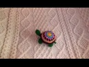 Review of amigurumi toy/ CROCHET Tortuga /AMIGURUMI_ TURTLE/Обзор вязаной игрушки