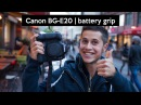Canon BG-E20 hands on   Canon EOS 5D Mark IV battery grip review english