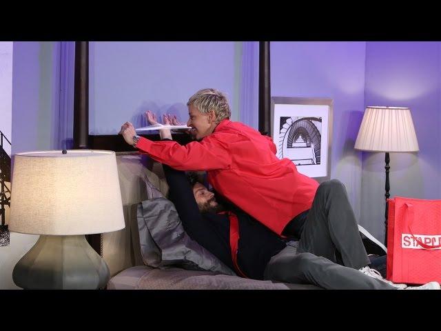 Fifty Shades Darkest, Starring Ellen DeGeneres Jamie Dornan