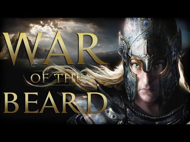 War Of The Beard - Lore Cinematic | Total War WARHAMMER 2
