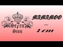 7SINS: K-POP UNITE FESTIVAL(UKRAINE) MAMAMOO - 1cm