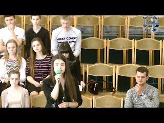 Как часто мы блуждаем - песня Волошенюк Юля,Вася 29.04.2017 церковь Вифания