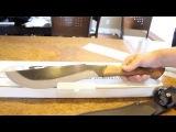 BIG ASS KNIFE Condor daikaiju machete