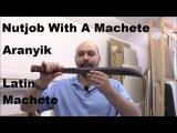 Aranyik Latin Machete - Full Review and Demo