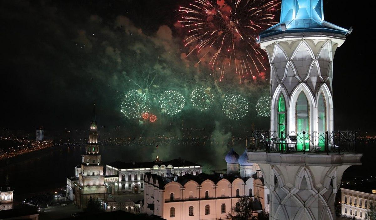 Чем заняться в Казани с 29 августа по 3 сентября?