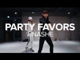 1Million dance studio Party Favors - Tinashe (ft. Young Thug)  Mina Myoung Choreography