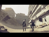 """NieR- Automata – """"Glory to Mankind 119450310"""" Trailer - PS4"""