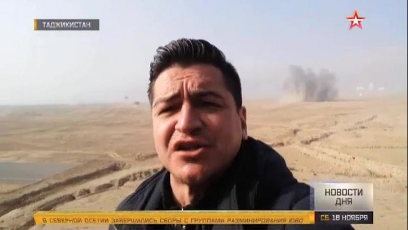 Au Tadjikistan, les exercices des forces de réaction rapide des pays de l'OTSC sont en plein essor.