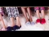 Жозефин в рекламном ролике «Victoria's Secret»