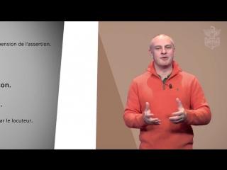 L'emploi des modes indicatif subjonctif infinitif (1re partie) - École Polytechnique  Coursera