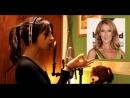 Девочка красиво поёт и хорошо копирует голоса певиц в её арсенале 15 голосов