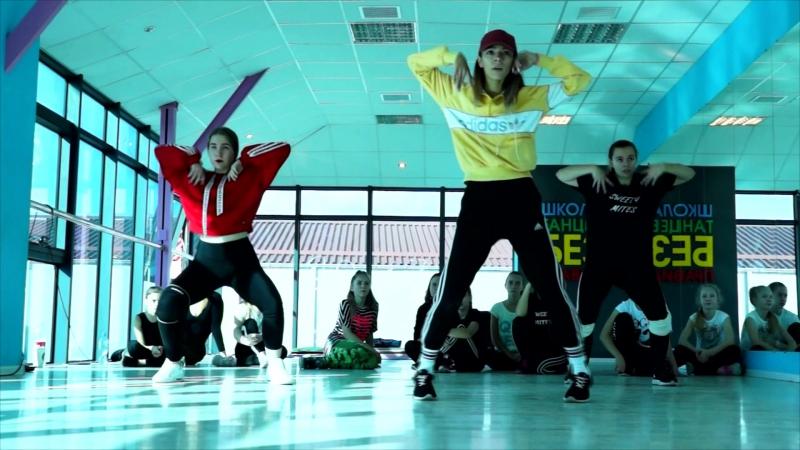 Пол и Васина Юля, Лиза Грошева | CHOREO BOX в школе танцев «Без правил»