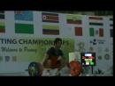 Чемпионат мира по тяжёлой атлетике среди юниоров 2011 Малайзия РЫВОК 1 🇷🇺 Апти Аухадов Россия @ aukhadov 1⃣7⃣2⃣ кг 2 🇮
