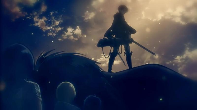 ★Вторжение Титанов [клип]★Shingeki no Kyojin [AMV]★Warriors★