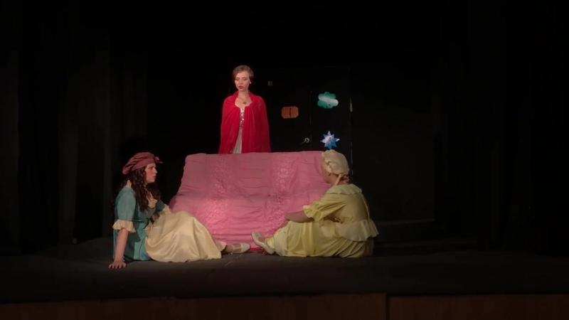 Красуня і Чудовисько (уривок з казки Габріель Сюзанни Барбо де Вильньов)
