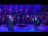 Революция в музыкальном театре - симфоническое исполнение рок музыки. Бис второго акта Queen Barcelona.