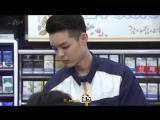 Момент из дорамы Красавица Гон Шим 2 серия