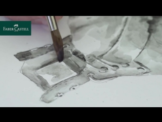 Faber-Castell- GRAPHITE AQUARELLE