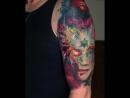 Идеи татуировок Rember orellana (Inst: @rember_tattoos)