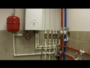 Монтаж электрокотла Protherm с бойлером косвенного нагрева ACV Comfort 100
