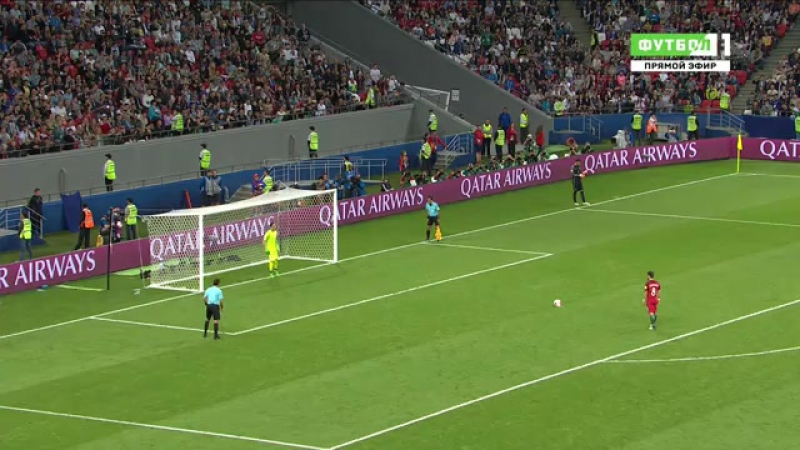Futbol Kubok Konfederaciy Portugalija Chili Serija penalti