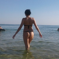 Milf на пляже