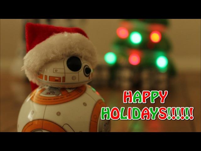A BB-8 Christmas Short