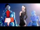 ГРЕШНИЦА Mass Effect Andromeda баги и бред