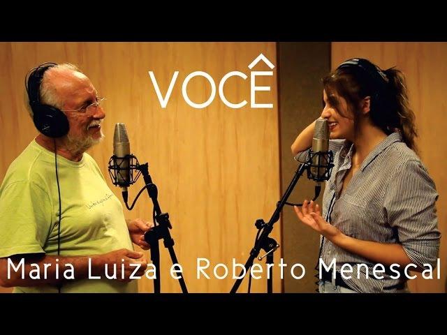 Você - Maria Luiza Roberto Menescal (CD Jazz in Bossa - Bossa in Jazz)
