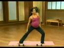 10 minute prenatal pilates part 1