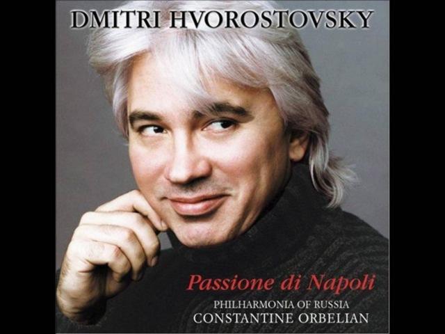 Dmitri Hvorostovsky - Musica Proibita