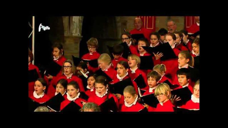 Kerstconcert met Kathedrale Koor St. Bavo - Christmas Concert - Live concert - HD